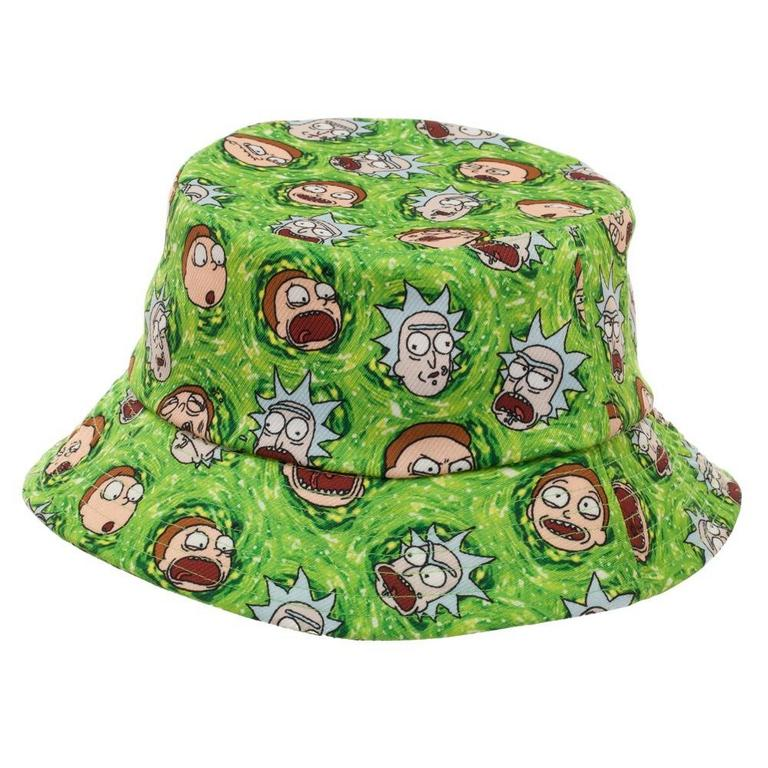 Rick And Morty Comic Bucket Hat
