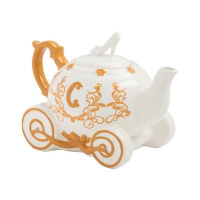 Cinderella Carriage Teapot