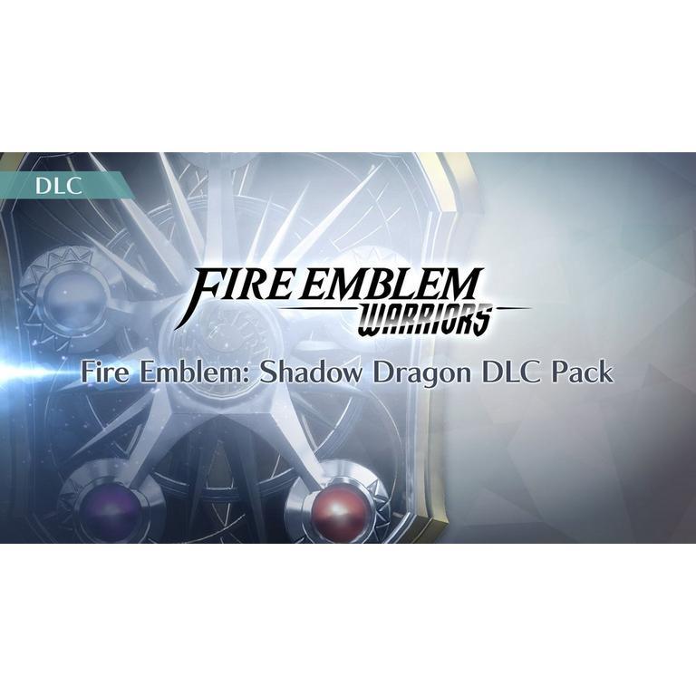 Fire Emblem Warriors Shadow Dragon DLC Pack
