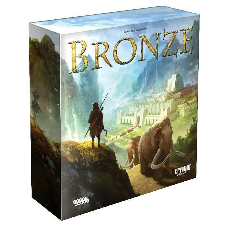 Bronze Board Game