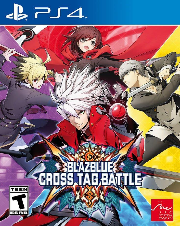 BlazBlue Cross Tag Battle   PlayStation 4   GameStop