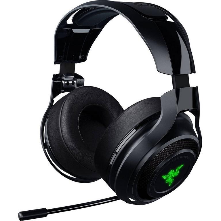 Mano War Wireless Gaming Headset Pc Gamestop