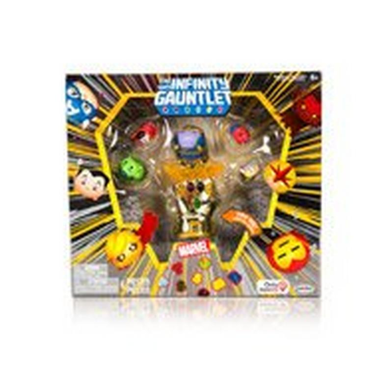 Marvel The Infinity Gauntlet Tsum Tsum Set Summer Convention 2018 Only at GameStop