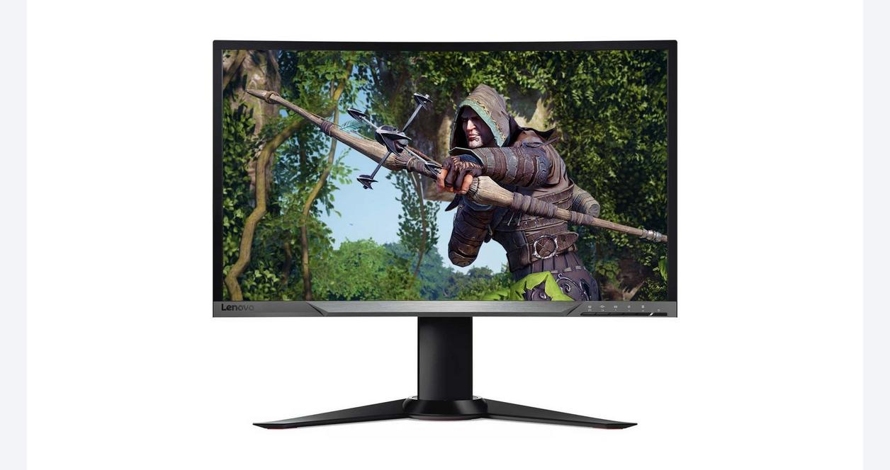 Lenovo 27 inch Curved Gaming Monitor with G-SYNC