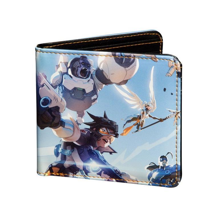 Overwatch Sky Battle Bifold Wallet