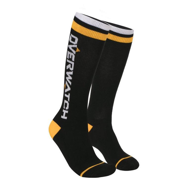 Overwatch Statement Socks