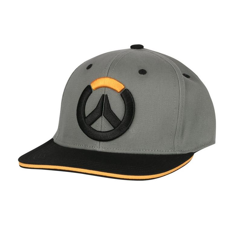 Overwatch Blocked Stretch Fit Baseball Cap