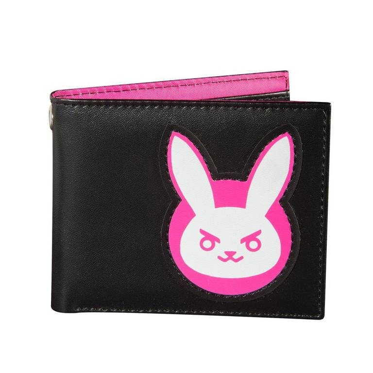 Overwatch D.Va Graphic Bifold Wallet