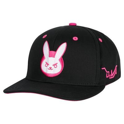Overwatch D.Va Bunny Snap Back Baseball Cap