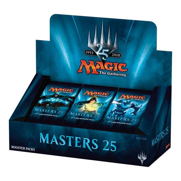 Magic the Gathering Masters 25 3-Booster Draft Pack