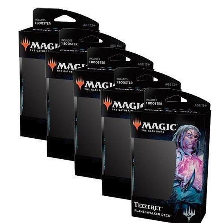 Magic: The Gathering Core Set 2019 Planeswalker Deck (Assortment)