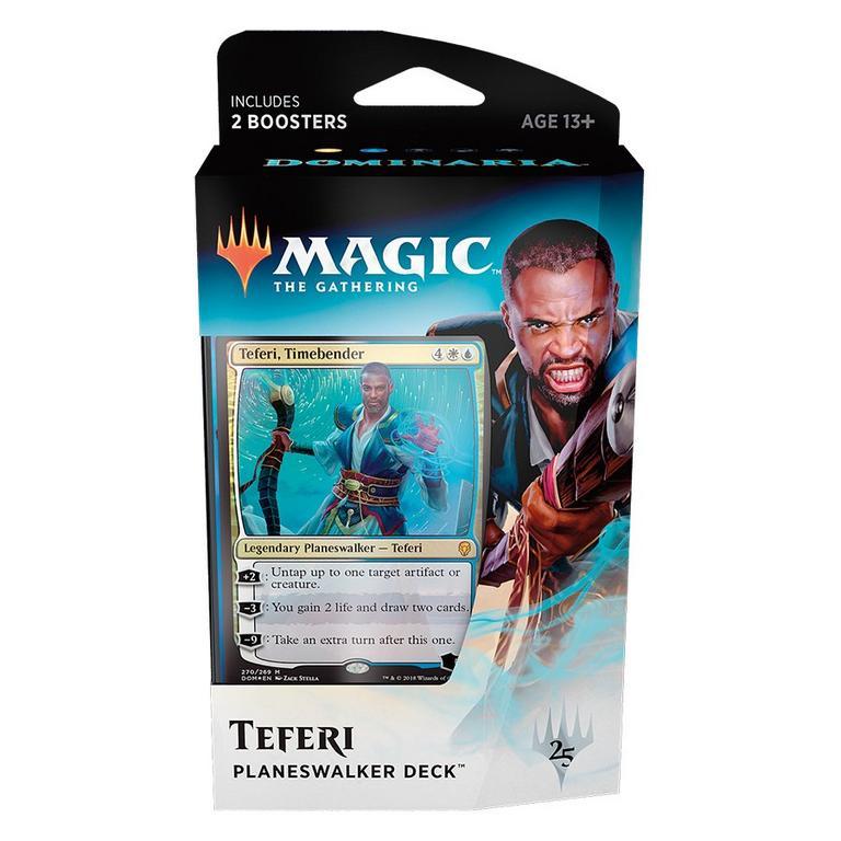 Magic the Gathering Dominaria Teferi Planeswalker