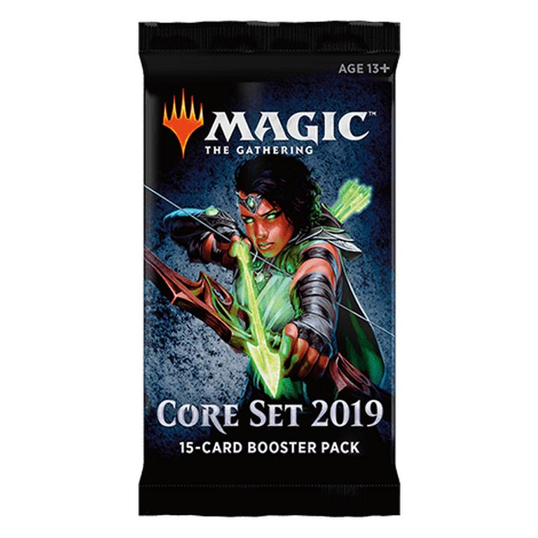 Magic: The Gathering Core Set 2019 Booster Pack