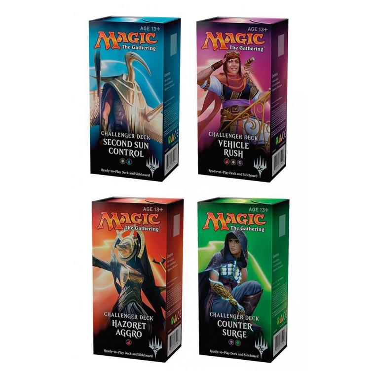 Magic: The Gathering Challenger Deck (Assortment)