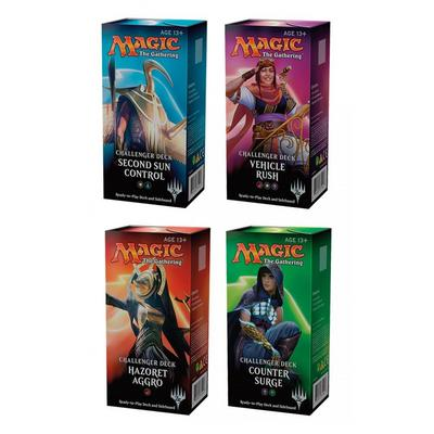 Magic the Gathering Challenger Deck