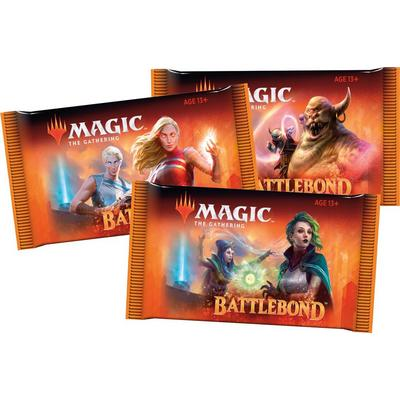 Magic the Gathering Battlebond Booster 3 Pack
