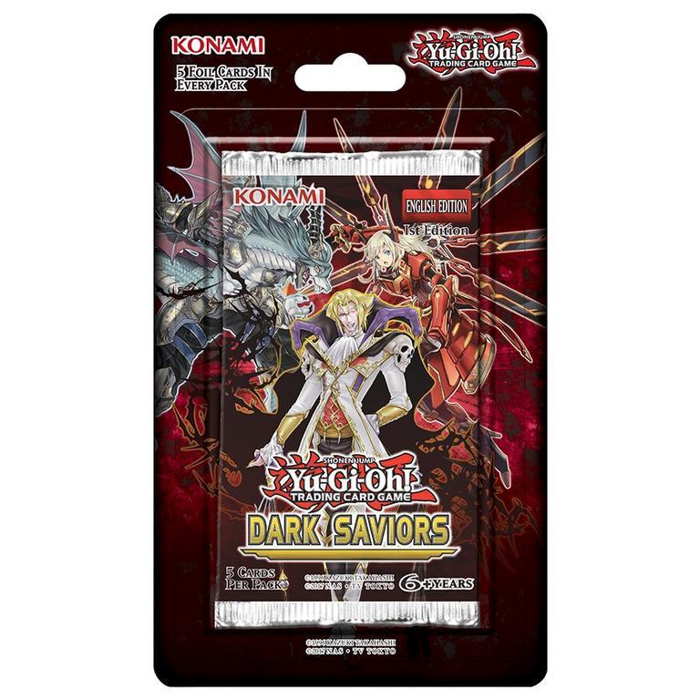 Yu-Gi-Oh! Dark Saviors Booster Pack