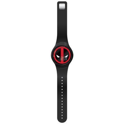 Deadpool 8-Bit LED Watch