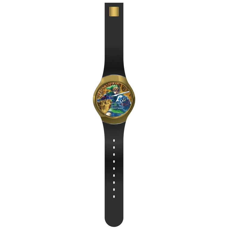 The Legend Of Zelda 8-bit LED Watch