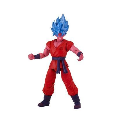 Dragon Ball Super: Super Saiyan God Super Saiyan Goku Kaioken Action Figure