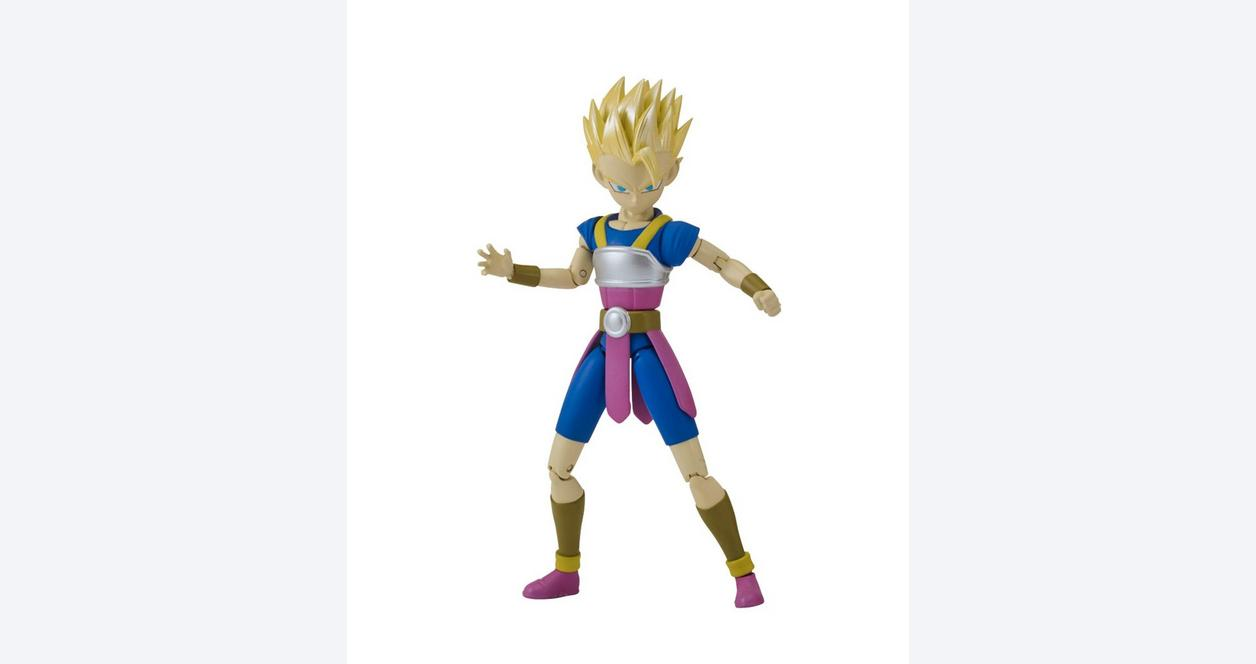Dragon Ball Super: Super Sayian Kyabe Action Figure