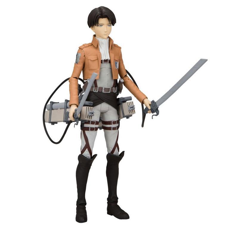 Attack on Titan Levi Figure