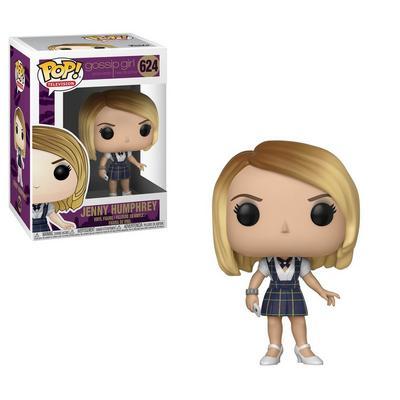 POP!! TV: Gossip Girl - Jenny Humphrey