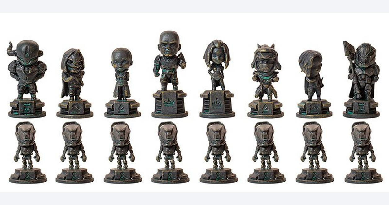 Destiny Collector's Chess Set - Only at GameStop