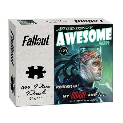 Fallout Astoundingly Awesome Tales My Brain and I Puzzle