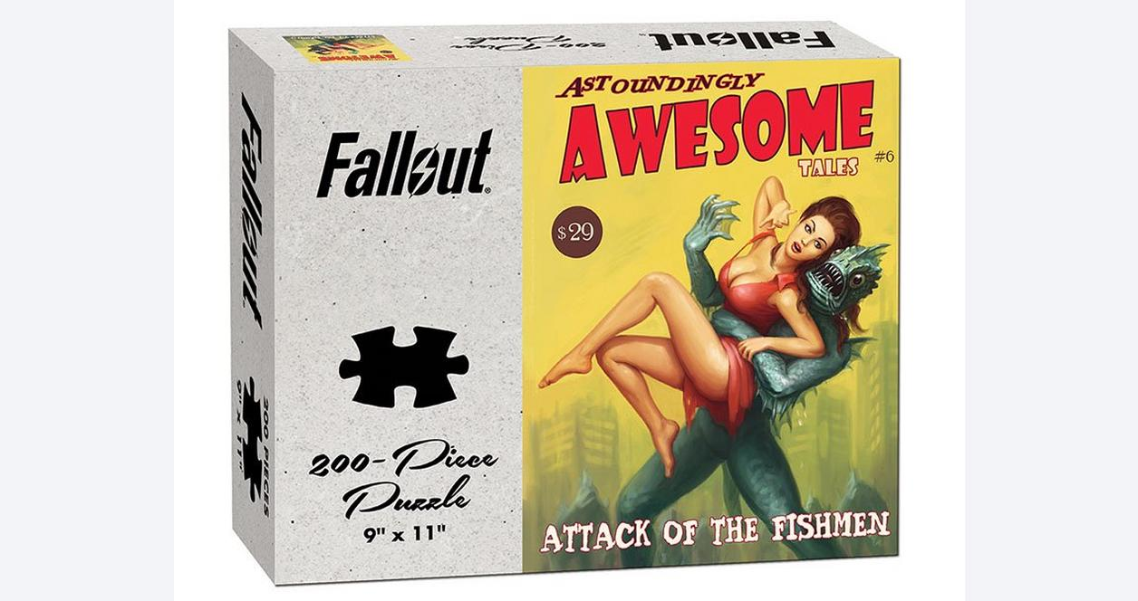 PZ Fallout Awsm Tales Attack Fishmen