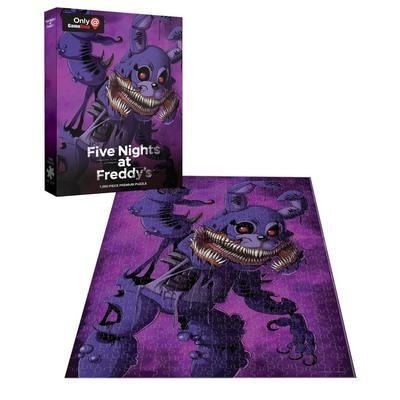 Five Nights at Freddy's Twisted Bonnie Puzzle Only at GameStop