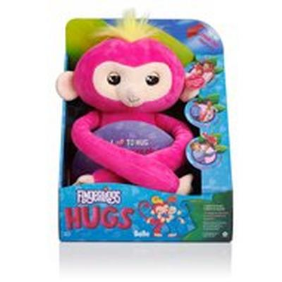 Pink Fingerlings Hugs Plush
