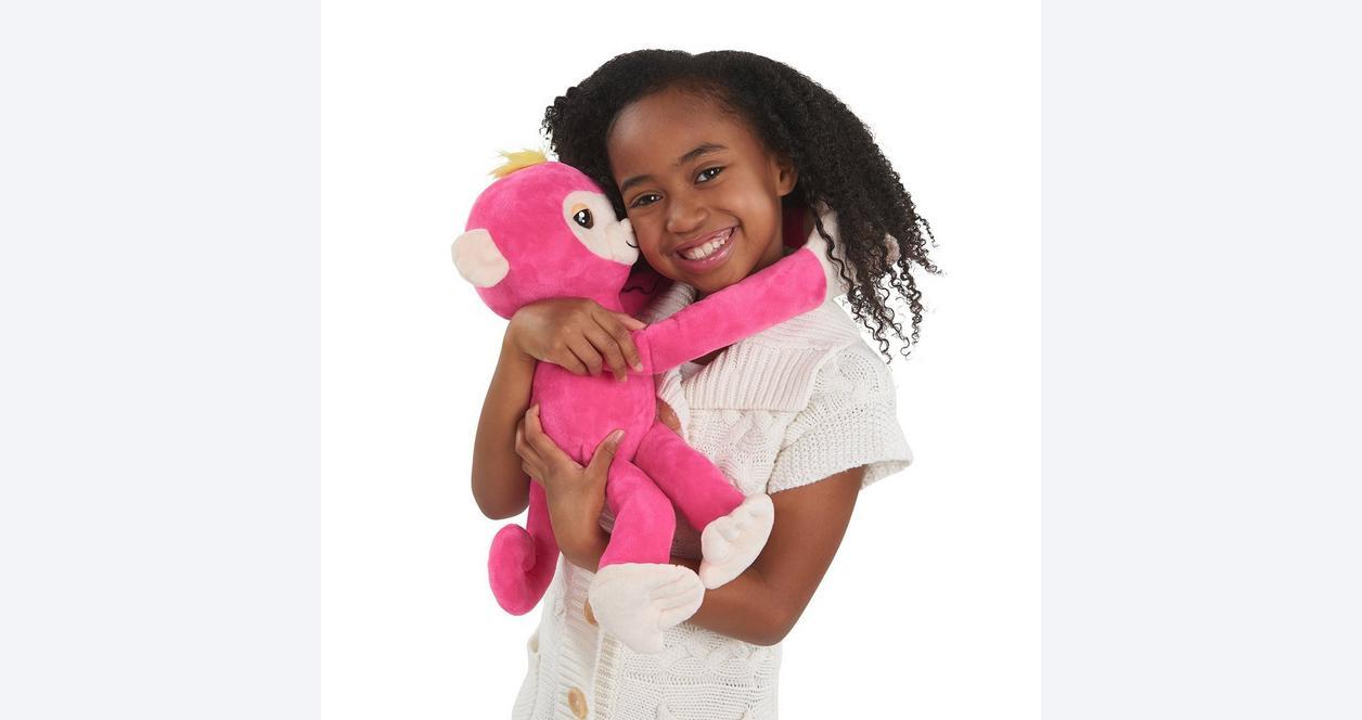 Pink Fingerlings Hugs Plush