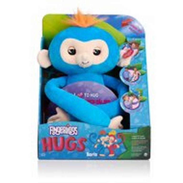 Blue Fingerlings Hugs Plush