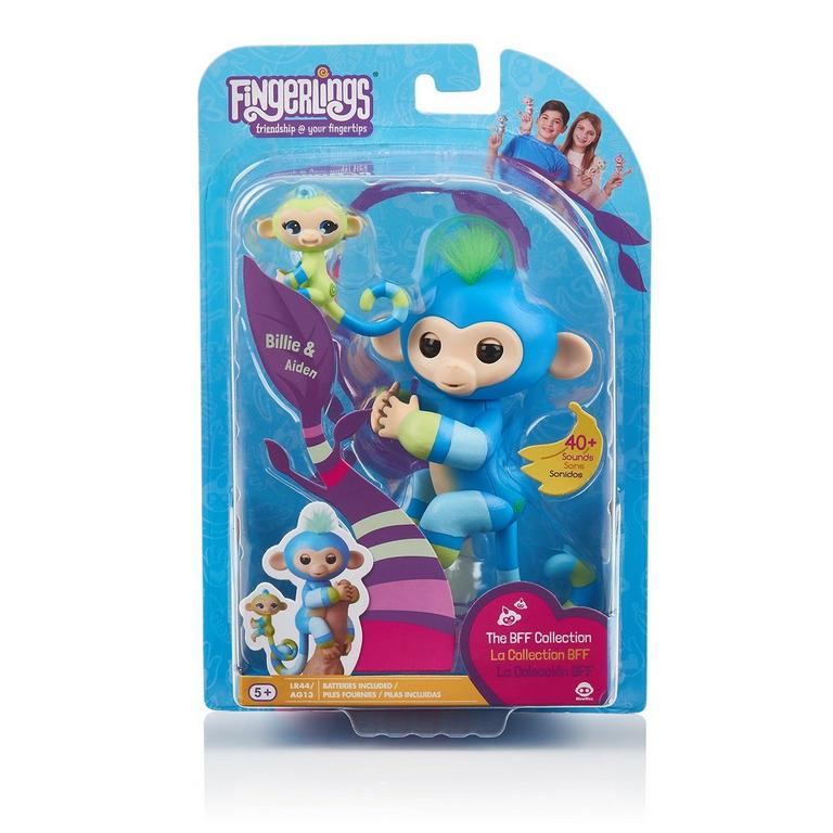 Fingerlings BFF Collection Billie and Aiden