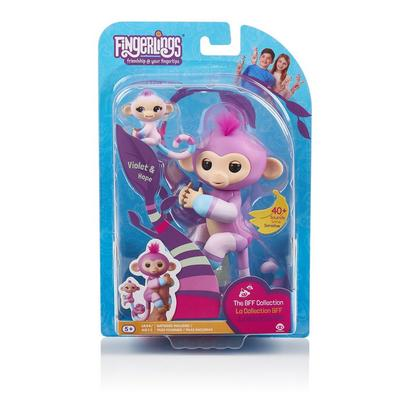 Fingerlings BFF Collection Violet and Hope