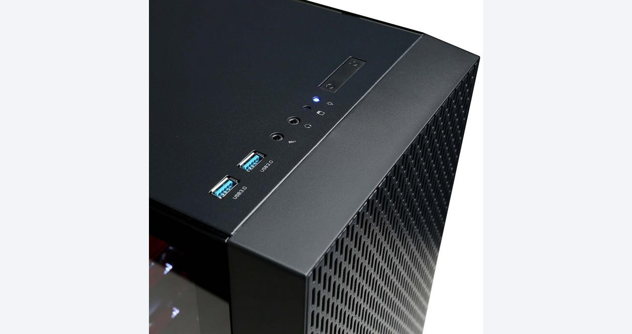 Gamer Master GMA6600CPG Gaming Desktop