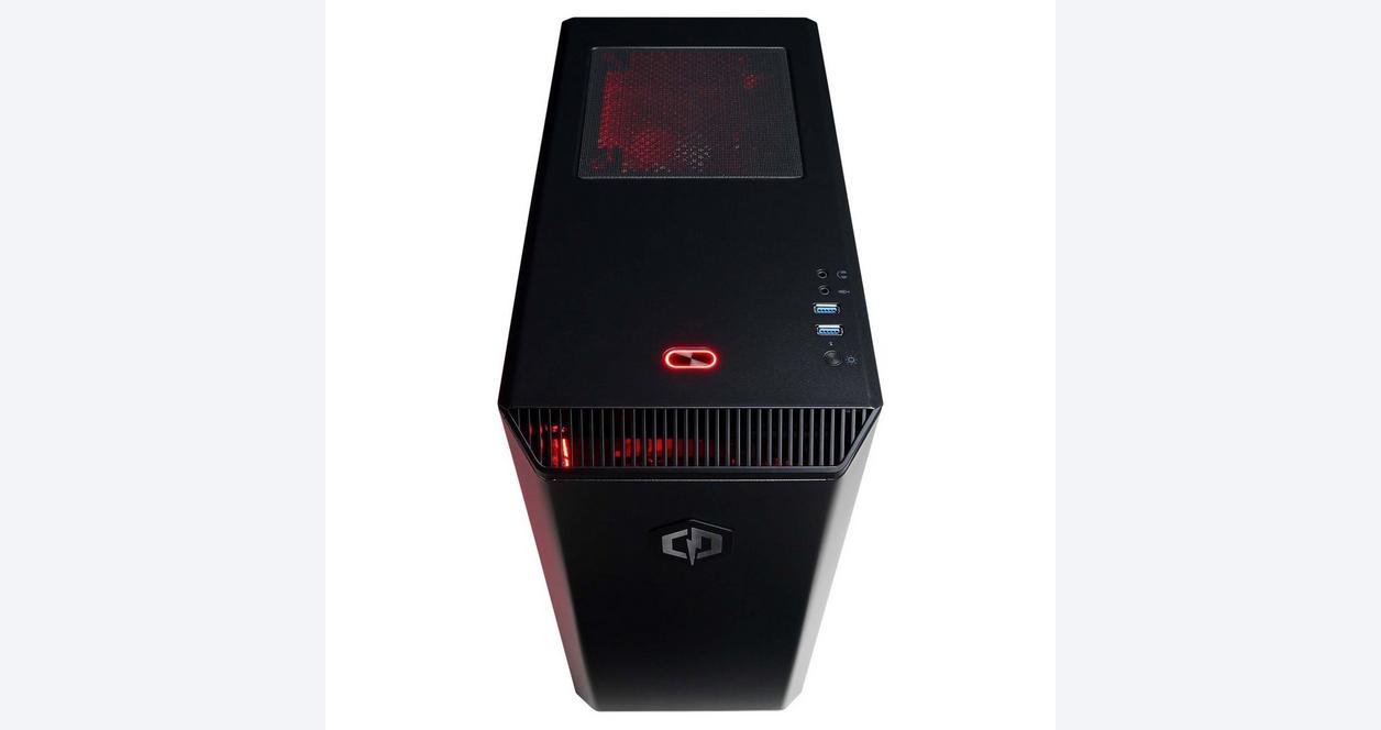 Gamer Master GMA7600CPG Gaming Desktop