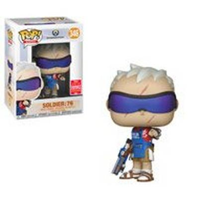 POP! Games: Overwatch - Soldier 76 (Grill Master) - Summer Convention 2018 Exclusive - Only at GameStop