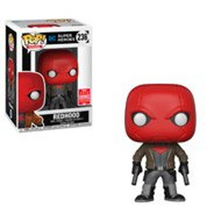 POP! Heroes: DC Super Heroes - Red Hood - Summer Convention 2018 Exclusive - Only at GameStop