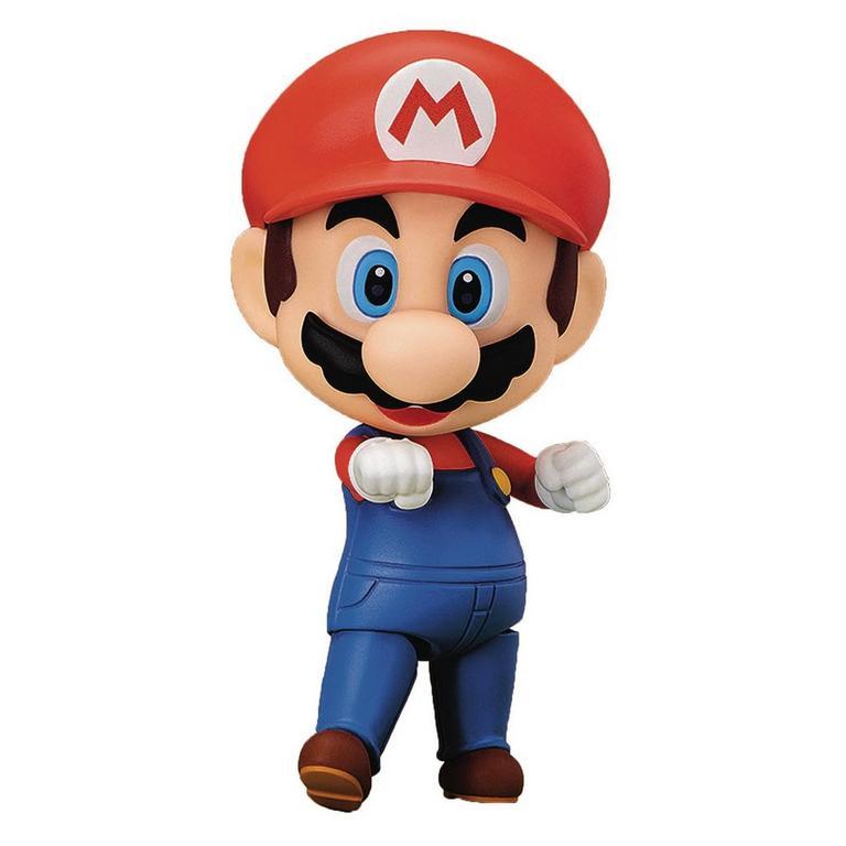 Super Mario Mario Nendoroid Action Figure