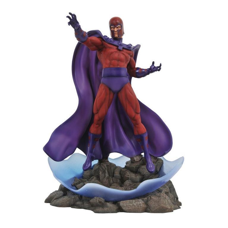 Marvel Prem Coll Magneto Statue