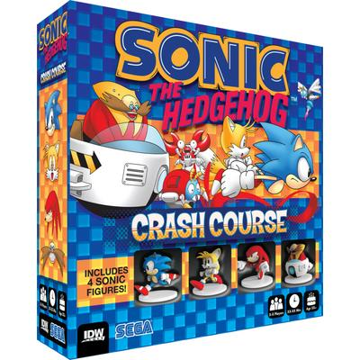 Sonic The Hedgehog: Crash Course Board Game - Only at GameStop