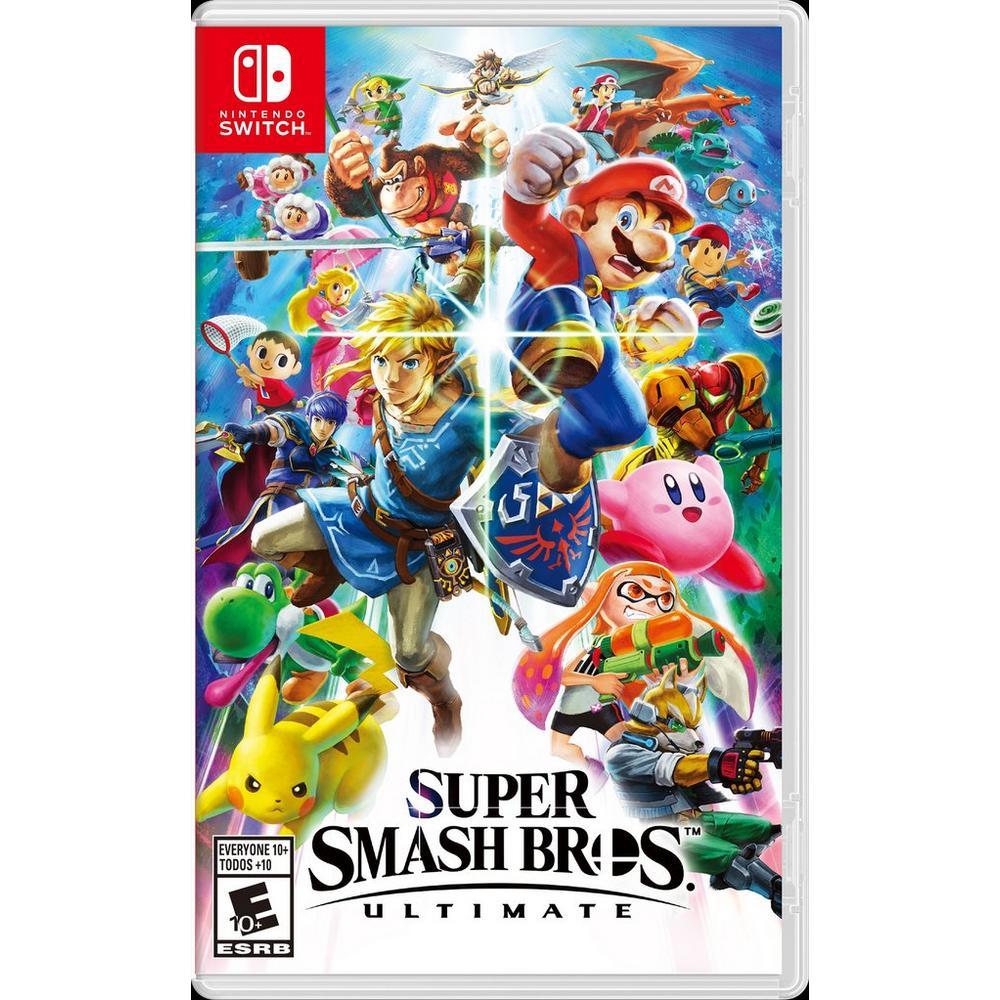 Super Smash Bros  Ultimate | Nintendo Switch | GameStop