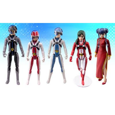 Robotech Poseable Action Figures (Assortment)
