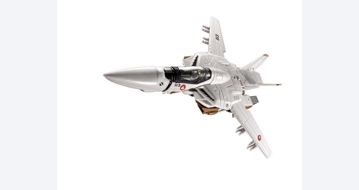 Robotech VF-1A Ben Dixon Transformable Veritech Fighter Volume 2 Action Figure