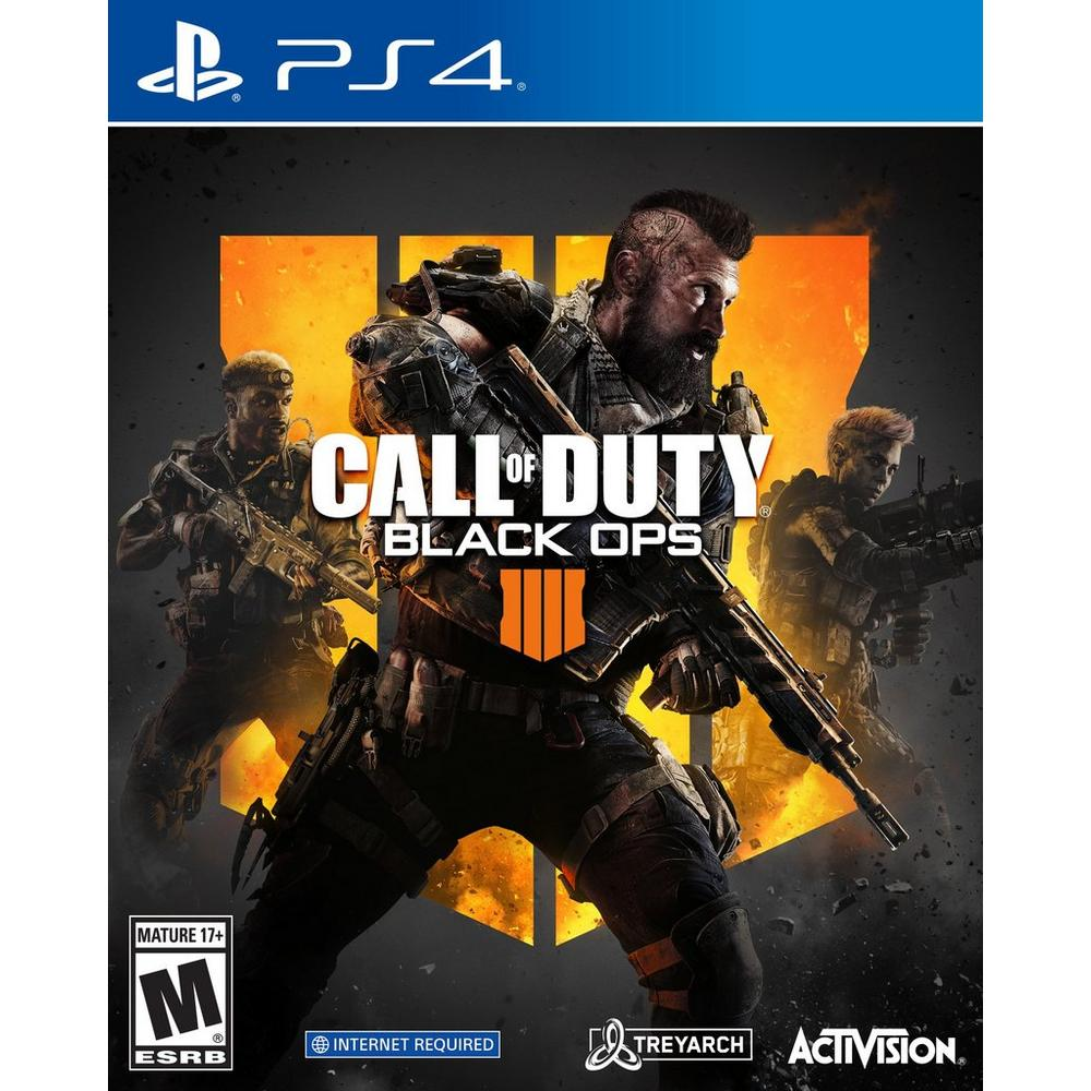 Call of Duty: Black Ops 4 | PlayStation 4 | GameStop