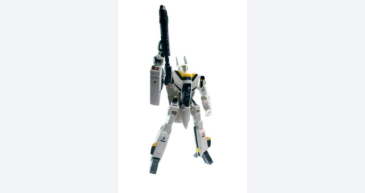 Robotech VF-1 Transformable Veritech Fighter Collection Roy Fokker Volume 3