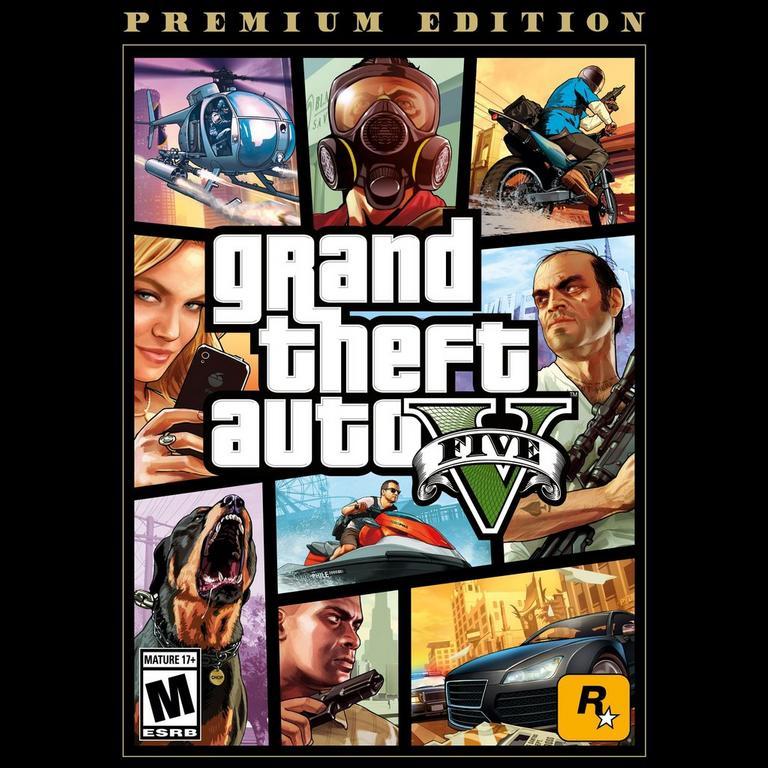 Grand Theft Auto V: Premium Edition