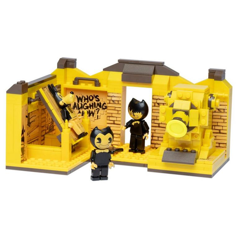 Bendy and the Ink Machine Scene Set